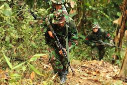 TNI Pernah Kirim Prajurit ke Sekolah Perang Hutan di Counter Insurgency and Jungle Warfare School (CIJWS) India