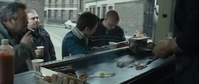 Recetas de Cine - Brunch de Green Street Hooligans - Brunch - Green Street Hooligans - West Ham Utd. - el gastrónomo - el troblogdita - el fancine - ÁlvaroGP