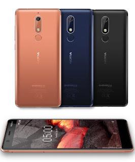 Le Nokia 5.1