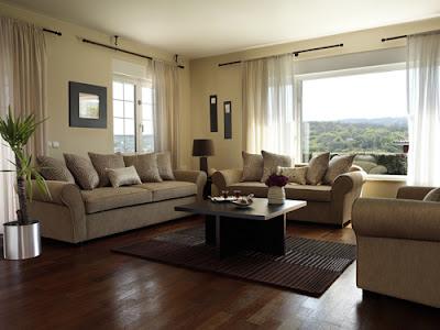 Salas color beige ideas para decorar dise ar y mejorar - Accesorios para decoracion de interiores ...