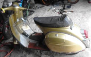 Gambar motor lama vespa