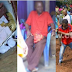 IS THIS NOT MADNESS?? This Nigerian man Scattered his wife's burial ceremony, throws corpse on the floor, WHAT HAPPENED NEXT WAS HELL (Photos)