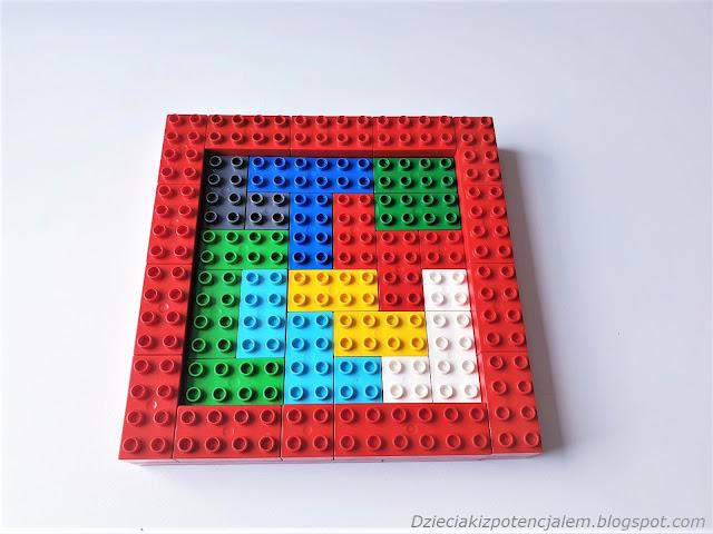zabawy z lego