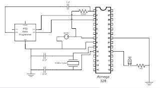 TRU PHYSICS 448 Weather Balloon: Schematic for the Blink