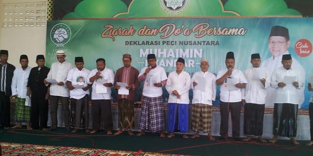 gresik24jam - Warga Gresik Deklerasikan Dukungan Untuk Muhaimin Iskandar Menjadi Wapres