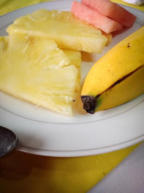 Mic dejun in Kampala, Uganda