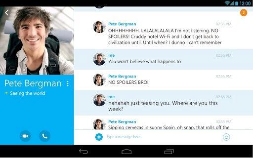 Skype_5.3_apk Skype 5.3.0.65246 APK Apps