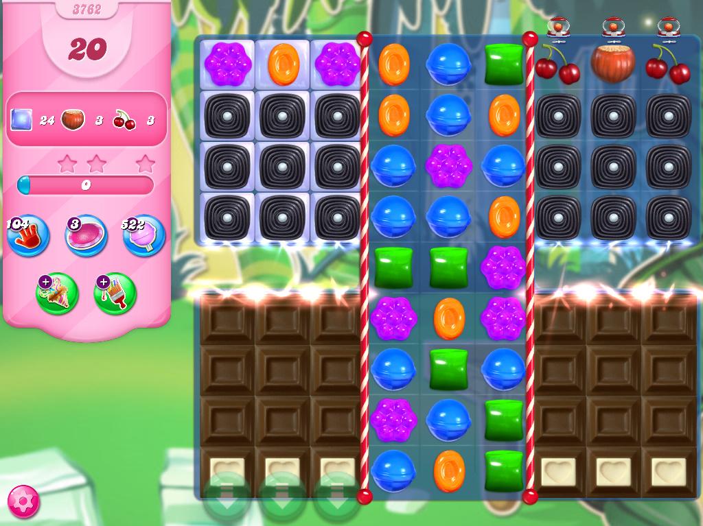 Candy Crush Saga level 3752