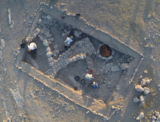 Murayghat dolmen site near Jordan's Madaba may have had ritualistic purpose