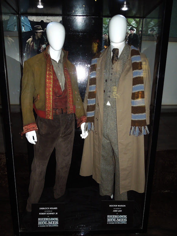 Original Sherlock Holmes 2 movie costumes