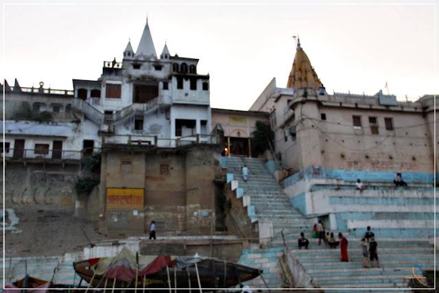 Anandamayi Ghat - Varanasi