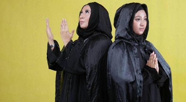 """Lina Hara feat Nazwa Luncurkan Single """"Fii Ramadhan"""""""
