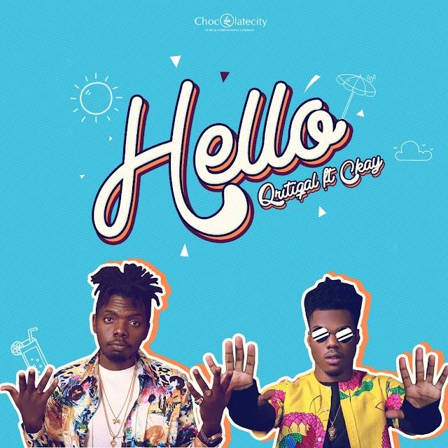 MUSIC: Qritiqal Ft. Ckay – Hello | @Qritiqals / @ckay_yo