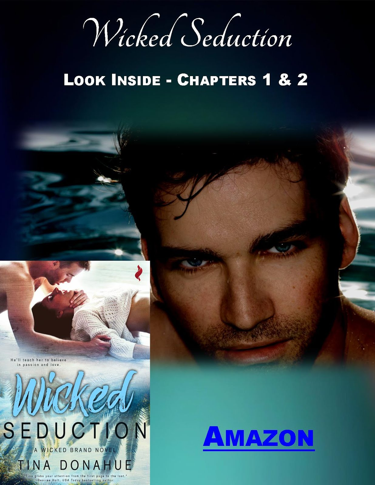 Wicked Seduction - Book Two Wicked Brand