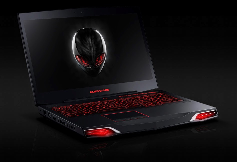 Technology and New Inventions(TNI): Alienware 17 (2014)