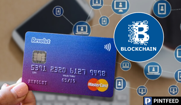 PintFeed | MasterCard - blockchain-based money transfer solution