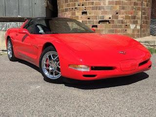 2004 Chevy Corvette for sale near Denver Colorado
