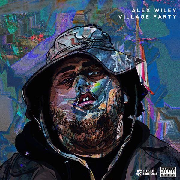 Alex Wiley - Village Party Cover