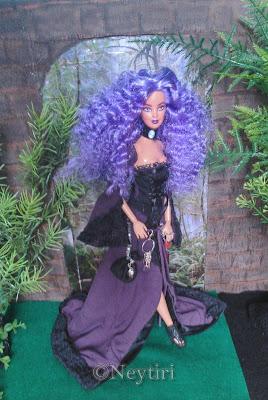 Barbie witch OOAK