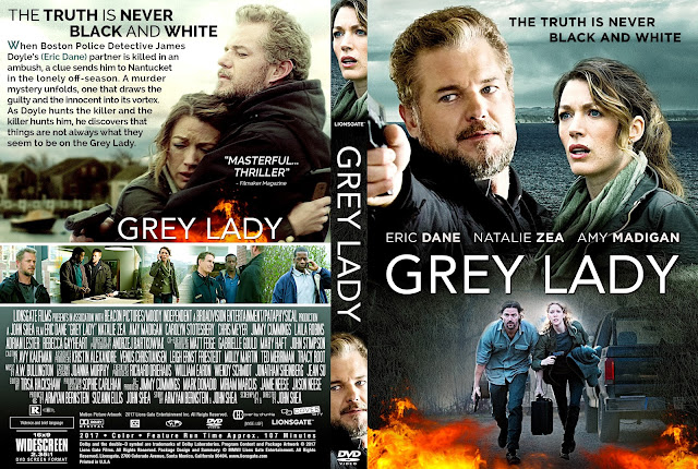 Grey Lady DVD Cover