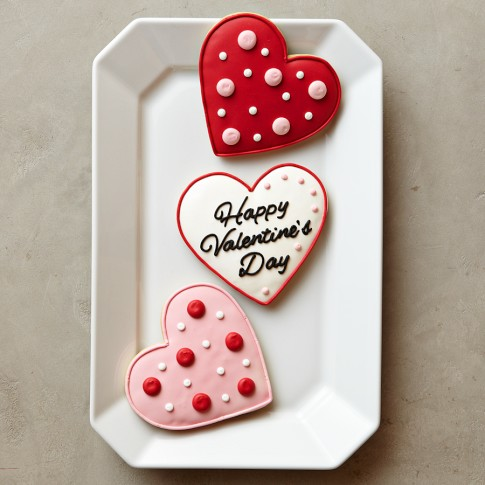 Valentine's Day, recipes