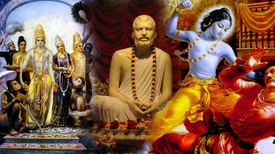 Proof for Sri Ramakrishna Paramahamsa is Kaliyuga Vishnu Avatara - Turnspiritual.in, Turn Spiritual