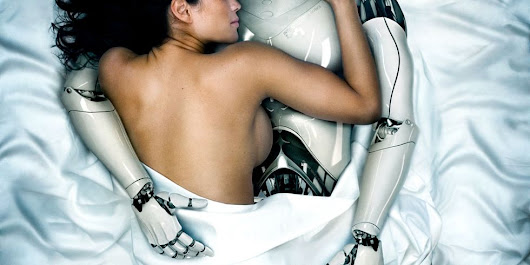 Wouldn't You Know It, Having Sex With Robots Isn't Healthy