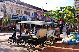 Old Market, Siem Reap, Cambodia