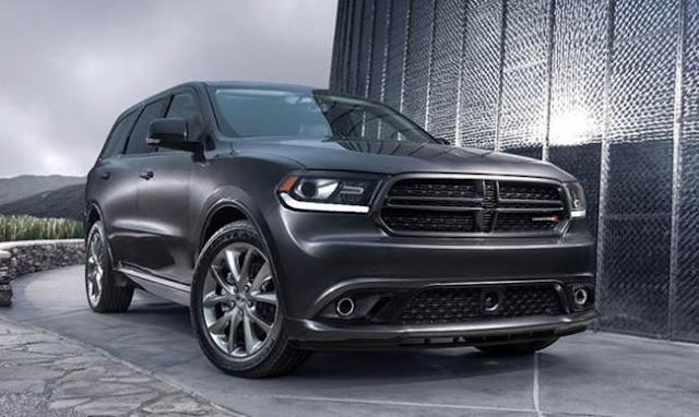2016 Dodge Durango SRT Release Date Canada