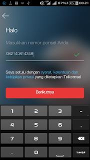 cara mendaftarkan banyak nomer hp ke my telkomsel