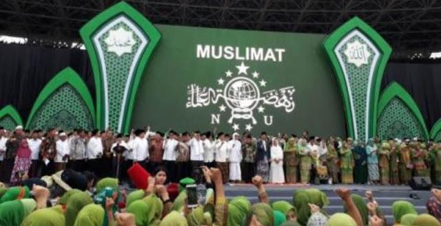 Gebyar Harlah Muslimat NU Rajai Trending Topic di Twitter