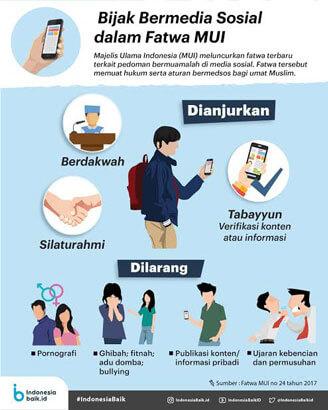 Bijak dalam Menggunakan Sosial Media