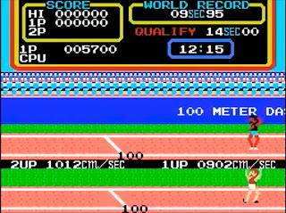 Resultado de imagen de track field konami
