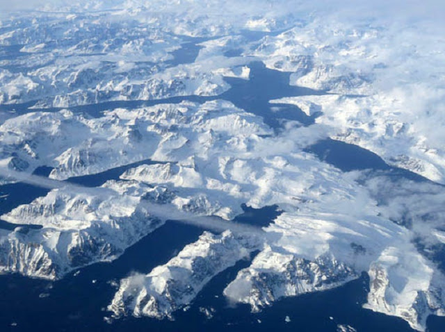 Microbe study highlights Greenland ice sheet toxicity