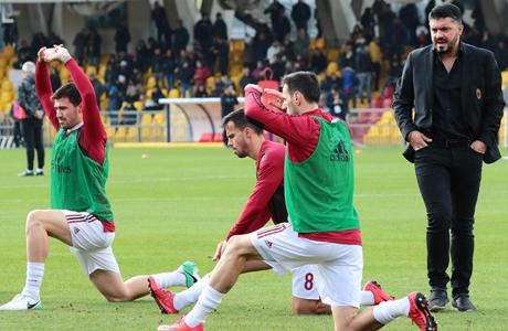 Diimbangi Benevento, Pelatih AC Milan: Saya Tak Bisa Tidur
