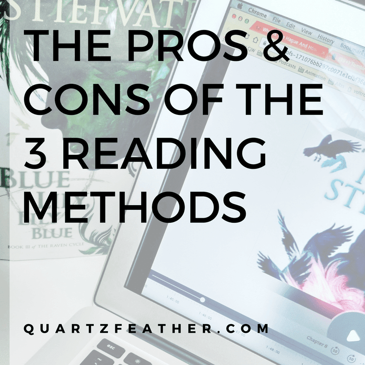 The Pros and Cons of the 3 Reading Methods