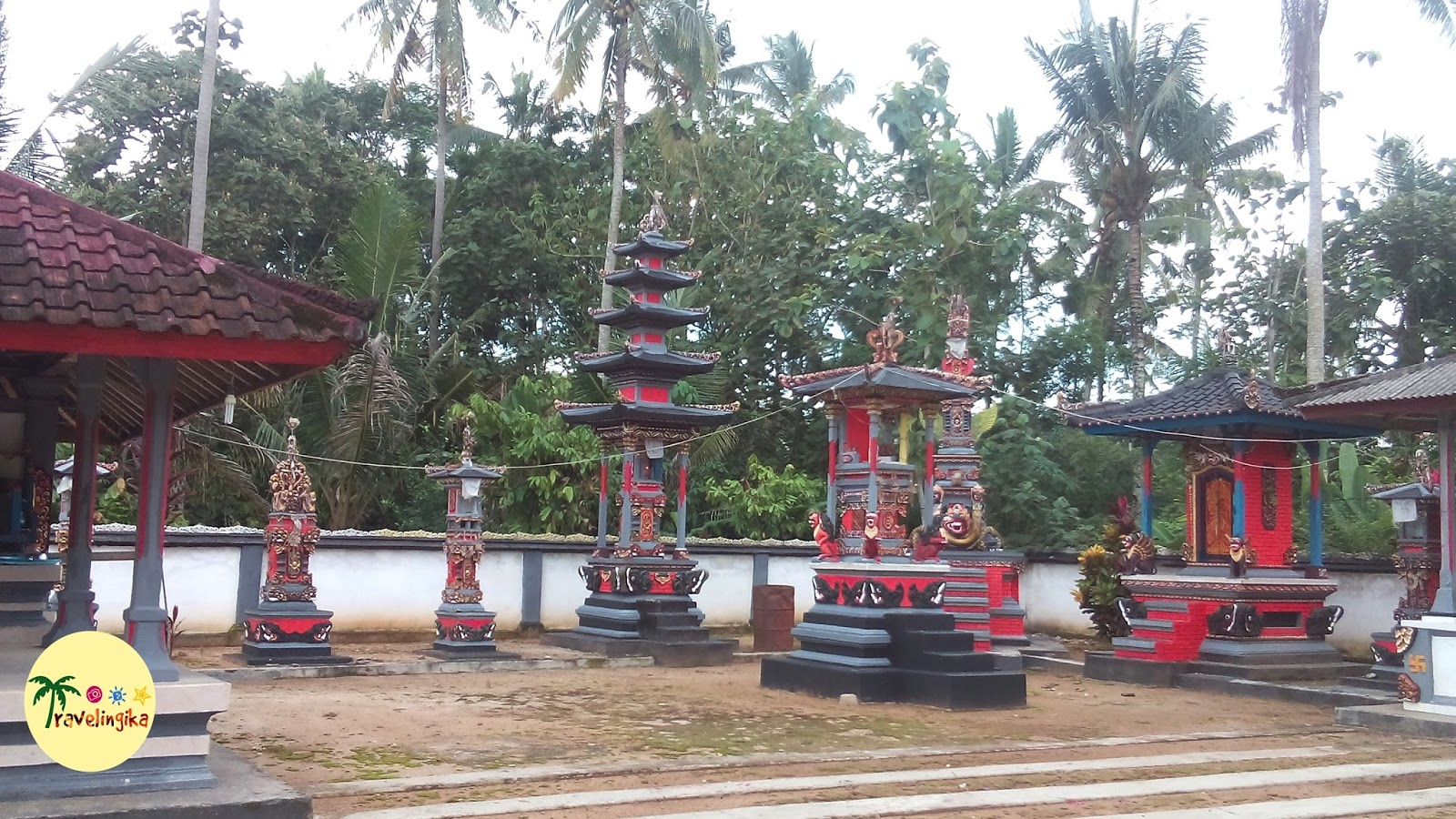 Volunteering At Way Kambas Lampung Part 3 Kampung Bali