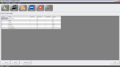 Stock Produk Software System Management Spa (Simas)