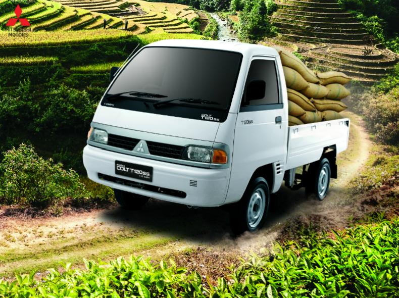 Harga T120SS - Kredit Mitsubishi T120SS