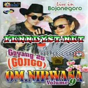 Nirwana Vol. 9 (Live in Bojonegoro) 2015 Album cover