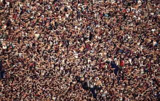 12 địa điểm đông nghịt người trên thế giới - Ảnh 1