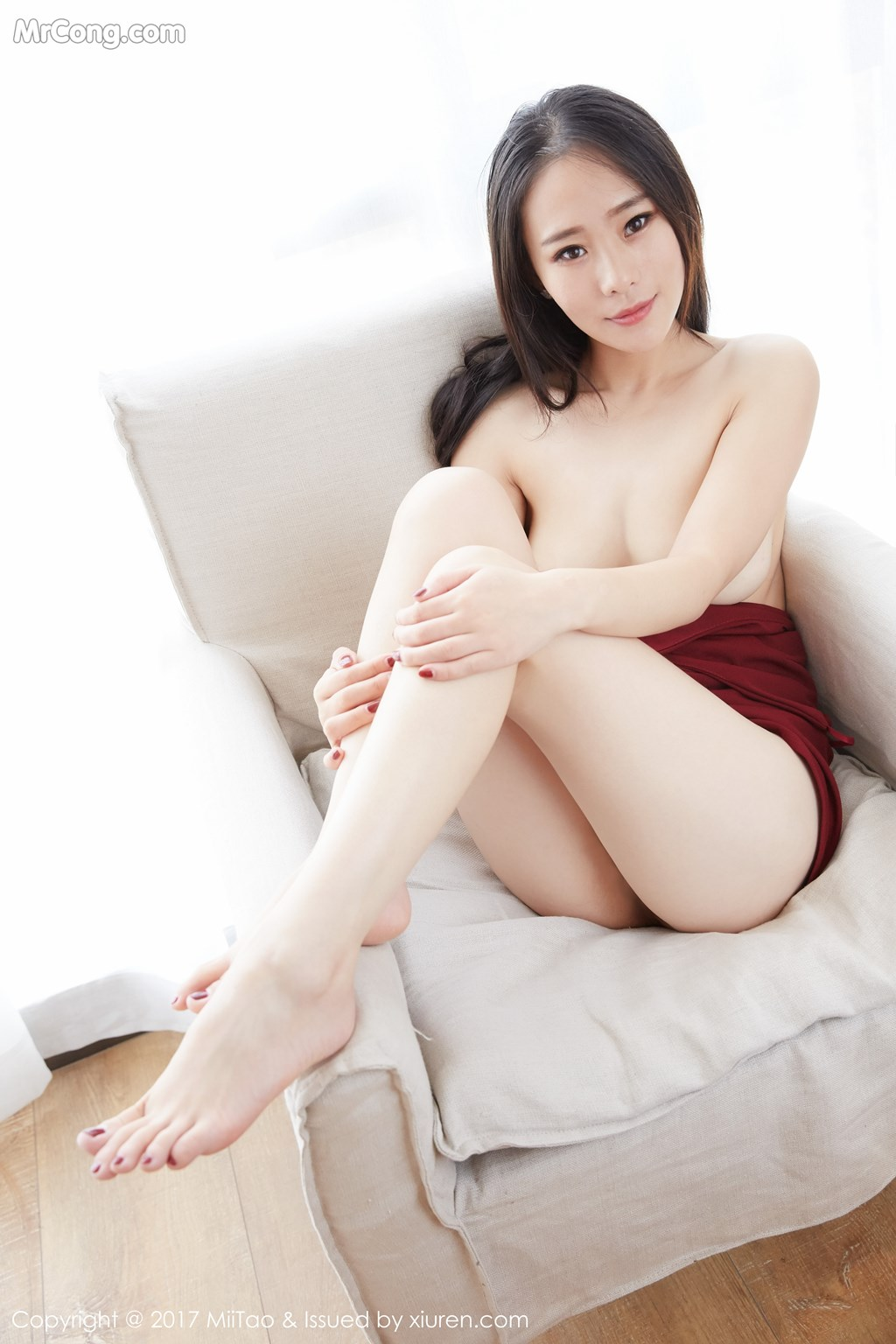 Image MiiTao-Vol.079-Yu-Wei-MrCong.com-035 in post MiiTao Vol.079: Người mẫu Yu Wei (雨薇) (54 ảnh)