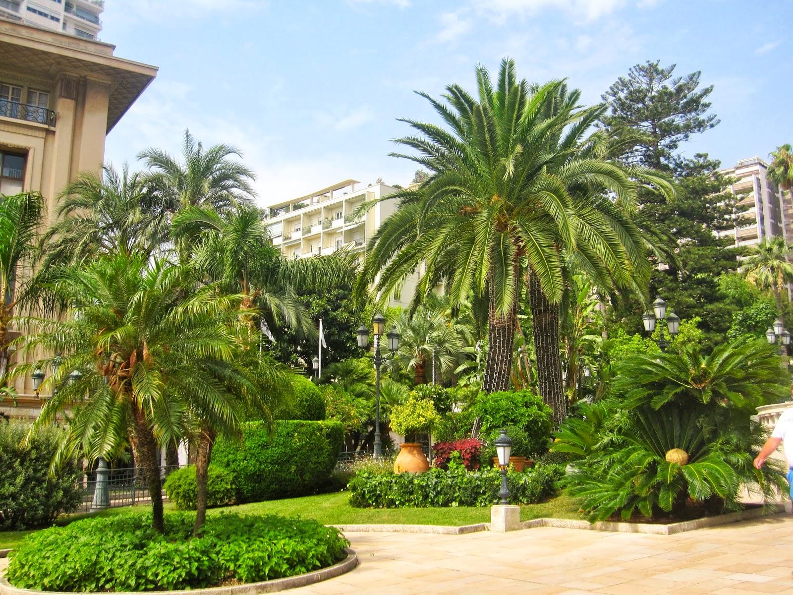 Destination: Fiction: Monaco-Ville