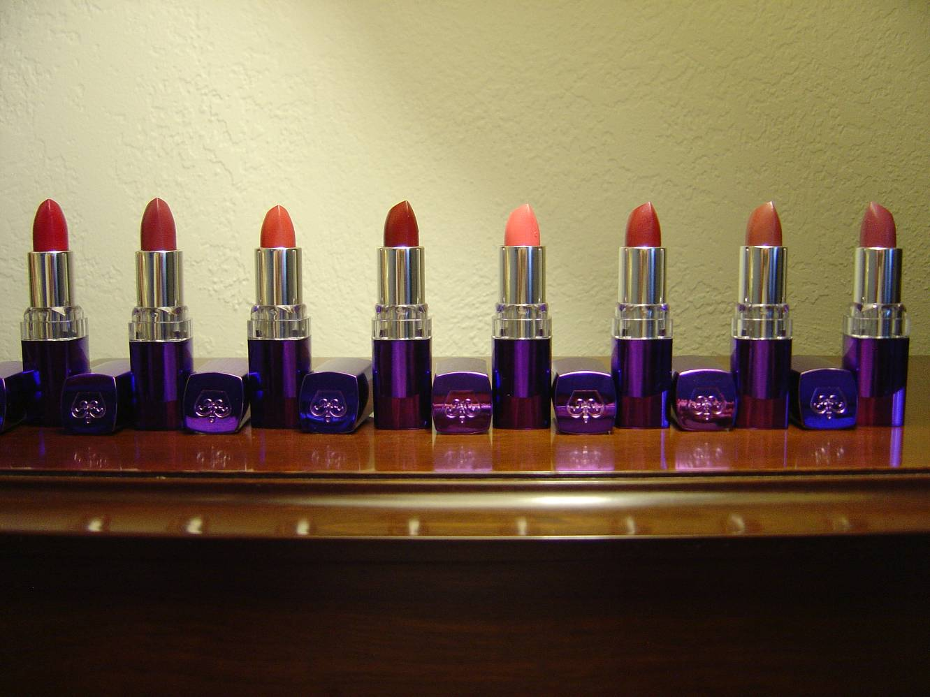 eight Rimmel Moisture Renew Lipsticks.jpeg