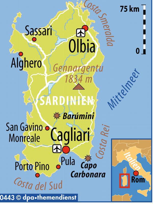 Polskie Wakacje Na Sardynii Szmaragdowe Wybrzeze Costa Smeralda