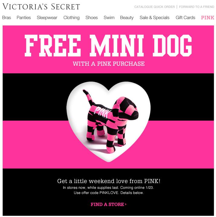 Victoria secret coupon codes
