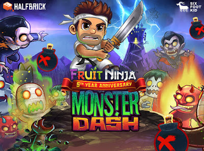 Game Monster Dash cover