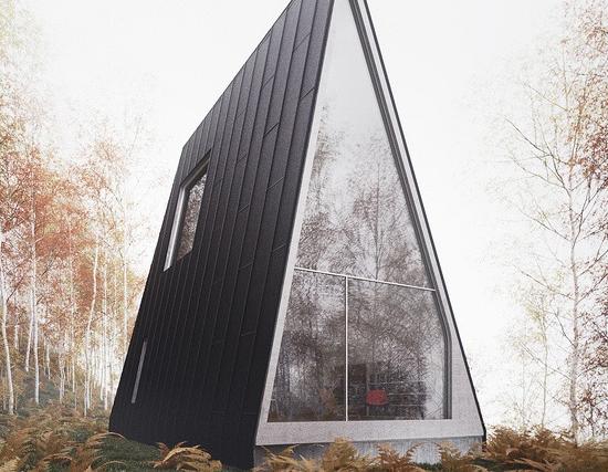 Casas modulares y prefabricadas de dise o casa - Apartamentos de montana ...