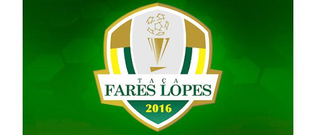Horizonte e Guarani decidem título da Taça Fares Lopes nos dias 16 e 22 deste mês.