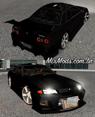 gta sa skyline r32 tunable tuning